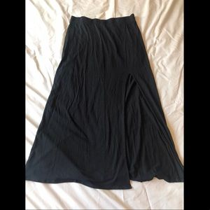 American eagle outfitters maxi skirt